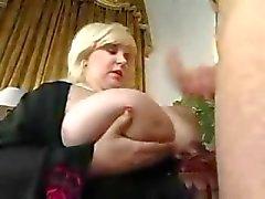 Пожилая жира красивые женщины милф с большой сиськи