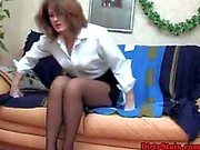 Naughty mum drugged and fucked