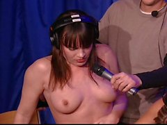 Dana DeArmond on sybian