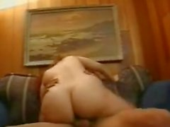 Bbw gf with hairy wet pussy love sucking and