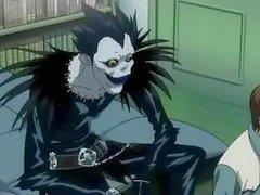 Note porno death Deathnote hentai