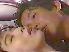 Dromen van anderen in een Japans bed