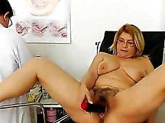De experimentar placeres durante la a ginecológicos mujer