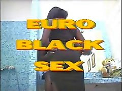 Черная Euro Секс