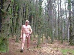 Лесного отгонкой ходить голой