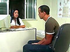 El brasil del doctor cogida y Tragar