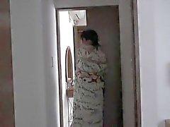 japanese kimono bound