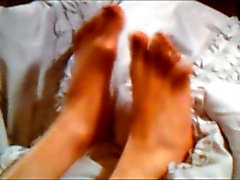 del piede Orgasm