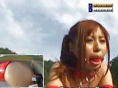 Lustige japanische Geschlecht Rennen !