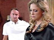 Bastante de Cali de Carter configura ménage com sua mãe em a lei