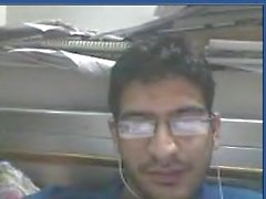 Akhil ein nordindischer Junge auf cam gewichst