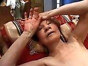 Very Old Grandmother Still Loves Sex