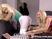 Hot blonde piss hungry girlfriends
