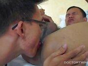 Kinky Médico Fetiche Gay Asiáticos BDSM Orgía