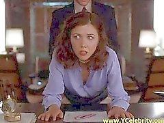 Maggie Gyllenhaal - the secretary