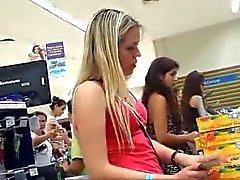 Del upskirt dell'Argentina : Whoa , ti lascio d bis Video parlare di sé
