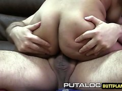 Big tits amateur sex and cumshot