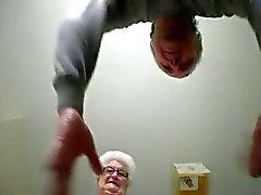 Grandma squirting 1