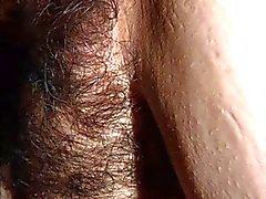 Il mio moglie matura peloso ! Amatore !