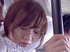 Das Nakamura die Enden des Molester-Wunsches zum zu wecken