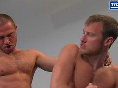 Reserva Especial: Kyle Quinn & Jessy Ares - porra Ass no escritório