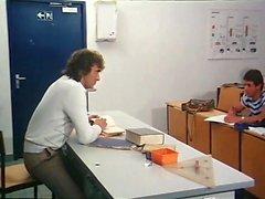 Heisse Schulmadchenluste (1984) mit Anne Karna