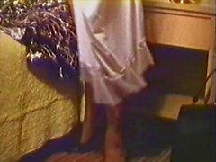 CHEEKY STRIPTEASE - vintage nylons stockings