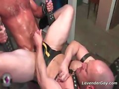 Riding a chained up Craig Reynolds part4