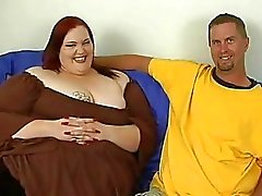 Fat girl gets nailed well