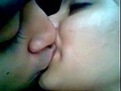 Bangladeshs sweet kåt flickvän knappt av sex med pojkvännen kompis
