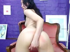 FTV Mädchen Solo Brünette fingern Muschi Porno