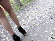 Walk in public place