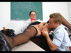 Spanish Teacher Classroom Fuck Baby Jayne