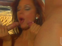 Kirsten Price looking for threesome