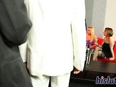 sex party del hardcore con bimbos insolenti