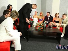 festa de sexo hardcore com bimbos picantes