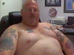 Papa Randy Cums