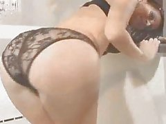 Tiffany Preston suck the cock in the kitchen
