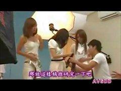Japanese chikan molested 3 girls