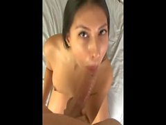 Turkish Girl Sucks Big Moroccan Cock
