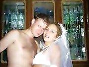 Echt Braut auf Hochzeitsreise !