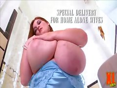 Entrega especial para Home Alone Wives