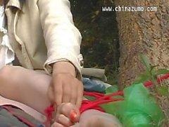 Çin Ayak Tickling (2)