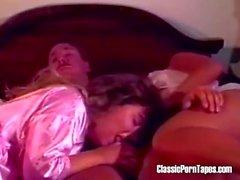 Лучший просыпаются двух милашкими