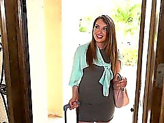 Elena and her lovers big Hard dick did the action