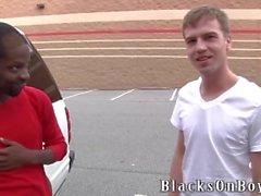 Cameron Davis A Black Cock karış karış Loves