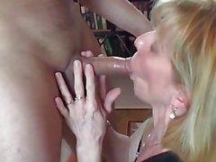 Mature Slut Bangs a 24 Year Old Army Guy and Pornhub Member