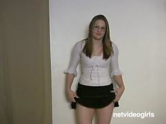 Amy Calendar Audition 2009 - netvideogirls