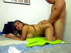 Samantha Càrdenas vasca cagna Sesso con suocera