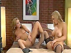 Sexy British Lesbians Want Wet Pussy